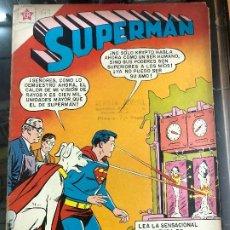 Tebeos: COMIC ORIGINAL NOVARO SERIE SUPERMAN N º 172. Lote 221697165
