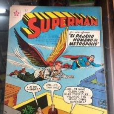 Tebeos: COMIC ORIGINAL NOVARO SERIE SUPERMAN N º 173. Lote 221697448