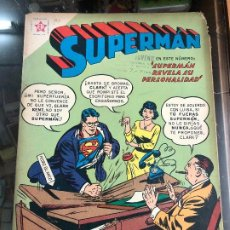 Tebeos: COMIC ORIGINAL NOVARO SERIE SUPERMAN N º 190. Lote 221697667