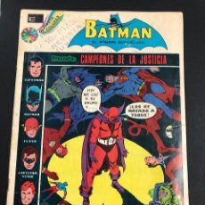 Tebeos: COMIC EDITORIAL NOVARO SERIE BATMAN N 717. Lote 221752498