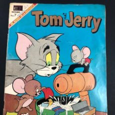 Tebeos: COMIC EDITORIAL NOVARO SERIE TOM Y JERRY Nº 265. Lote 221753132