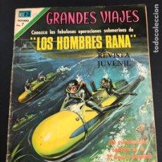 Tebeos: COMIC EDITORIAL NOVARO SERIE GRANDES VIAJES Nº 110. Lote 221754411