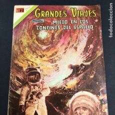 Tebeos: COMIC EDITORIAL NOVARO SERIE GRANDES VIAJES Nº 144. Lote 221754510