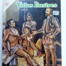 Livros de Banda Desenhada: VIDAS ILUSTRES Nº 23 - CUAUHTÉMOC. EL ÁGUILA QUE CAE. (DE DISTRIBUIDORA, SIN LEER). Lote 221763012