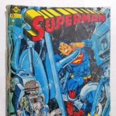 Tebeos: SUPERMAN, CONTIENE LOS Nº 21 AL 25. Lote 221791142