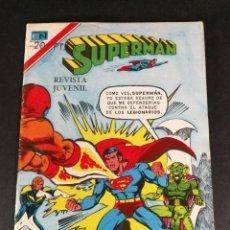 Tebeos: ORIGINAL NOVARO SUPERMAN SERIE AGUILA N-º 2- 1127 1977. Lote 221881098