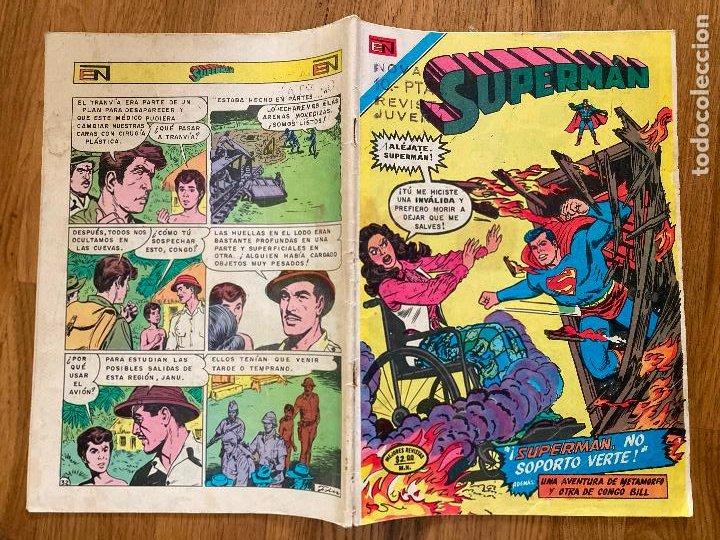 SUPERMAN Nº 962 - NOVARO - GCH1 (Tebeos y Comics - Novaro - Otros)