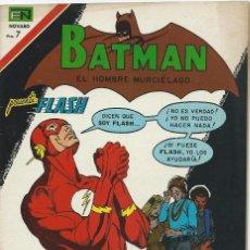 Tebeos: BATMAN Nº 599 NOVARO. Lote 221930813