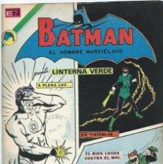 Tebeos: BATMAN Nº 656 NOVARO. Lote 221931571