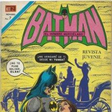 Tebeos: BATMAN Nº 600 NOVARO. Lote 221932262