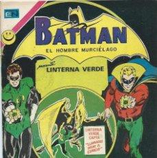 Tebeos: BATMAN Nº 651 NOVARO. Lote 221932400
