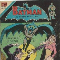 Tebeos: BATMAN Nº 2-833 SERIE AGUILA NOVARO. Lote 221932920