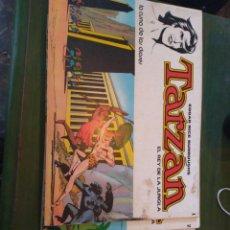 Tebeos: CÓMIC TARZÁN EL REY DE LA JUNGLA. Nº 1-7. EL RÍO DEL TIEMPO - ED. NOVARO, AÑO 1976. Lote 222002407