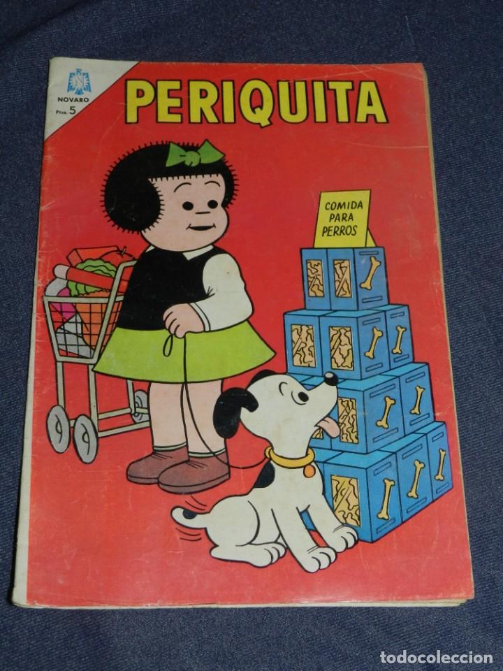 (M7) PERIQUITA N.44 NOVARO, SEÑALES DE USO NORMALES (Tebeos y Comics - Novaro - Otros)