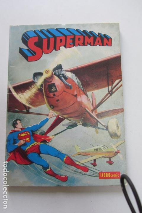 SUPERMAN. TOMO XX NOVARO LIBROCOMIC EDITORIAL NOVARO MAS A LA VENTA, MIRA TUS FALTAS CX74 (Tebeos y Comics - Novaro - Superman)