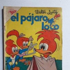 Tebeos: EL PÁJARO LOCO Nº 160 - ORIGINAL EDITORIAL NOVARO. Lote 222143077
