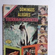 Tebeos: DOMINGOS ALEGRES Nº 845 - TIERRA DE GIGANTES! - ORIGINAL EDITORIAL NOVARO. Lote 222144515