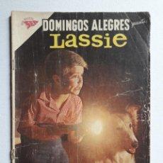 Tebeos: DOMINGOS ALEGRES Nº 450 - LASSIE! - ORIGINAL EDITORIAL NOVARO. Lote 222144690