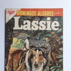 Tebeos: DOMINGOS ALEGRES Nº 209 - LASSIE! - ORIGINAL EDITORIAL NOVARO. Lote 222145003