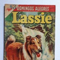 Tebeos: DOMINGOS ALEGRES Nº 192 - LASSIE! - ORIGINAL EDITORIAL NOVARO. Lote 222158610