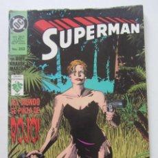 Tebeos: SUPERMAN Nº 252 VID MUCHOS EN VENTA, MIRA TUS FALTAS ARX2. Lote 222191656