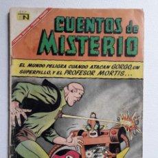 Tebeos: CUENTOS DE MISTERIO Nº 117 - ORIGINAL EDITORIAL NOVARO. Lote 222200492
