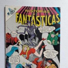 Tebeos: HISTORIAS FANTÁSTICAS Nº 197 - HÉROES INFERIORES! - ORIGINAL EDITORIAL NOVARO. Lote 222200746