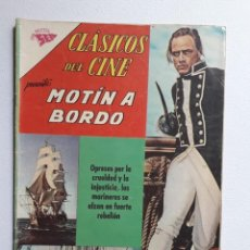 Tebeos: CLÁSICOS DEL CINE Nº 94 - MOTÍN A BORDO! - ORIGINAL EDITORIAL NOVARO. Lote 222202902