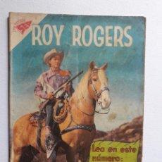 Tebeos: ROY ROGERS Nº 81 - ORIGINAL EDITORIAL NOVARO. Lote 222203542