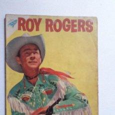 Tebeos: ROY ROGERS Nº 77 - ORIGINAL EDITORIAL NOVARO. Lote 222203756