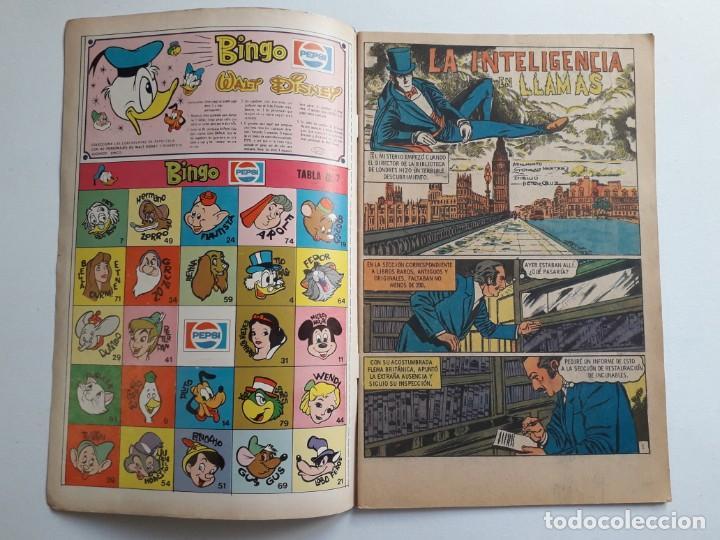 Tebeos: Fantomas nº 201 - original editorial Novaro - Foto 2 - 222344081