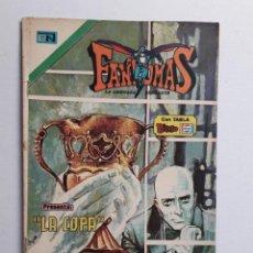 Tebeos: FANTOMAS Nº 198 - ORIGINAL EDITORIAL NOVARO. Lote 222344186