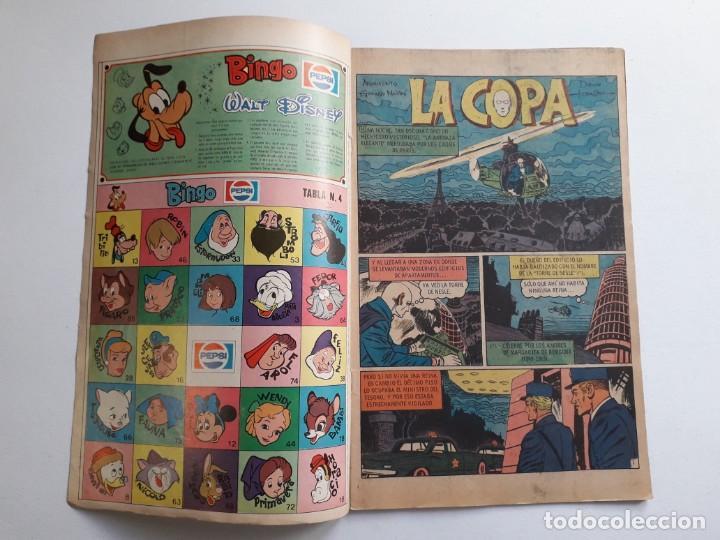 Tebeos: Fantomas nº 198 - original editorial Novaro - Foto 2 - 222344186