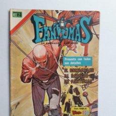 Tebeos: FANTOMAS Nº 197 - ORIGINAL EDITORIAL NOVARO. Lote 222344291