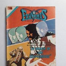 Tebeos: FANTOMAS Nº 194 - ORIGINAL EDITORIAL NOVARO. Lote 222344585