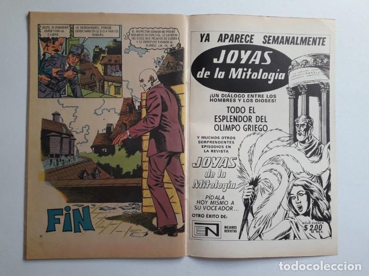 Tebeos: Fantomas nº 192 - original editorial Novaro - Foto 3 - 222344818