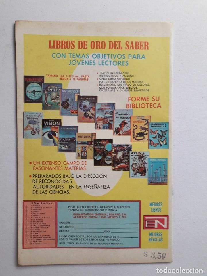 Tebeos: Fantomas nº 189 - original editorial Novaro - Foto 4 - 222344948