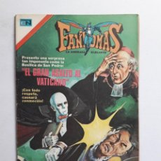 Tebeos: FANTOMAS Nº 184 - ORIGINAL EDITORIAL NOVARO. Lote 222345628