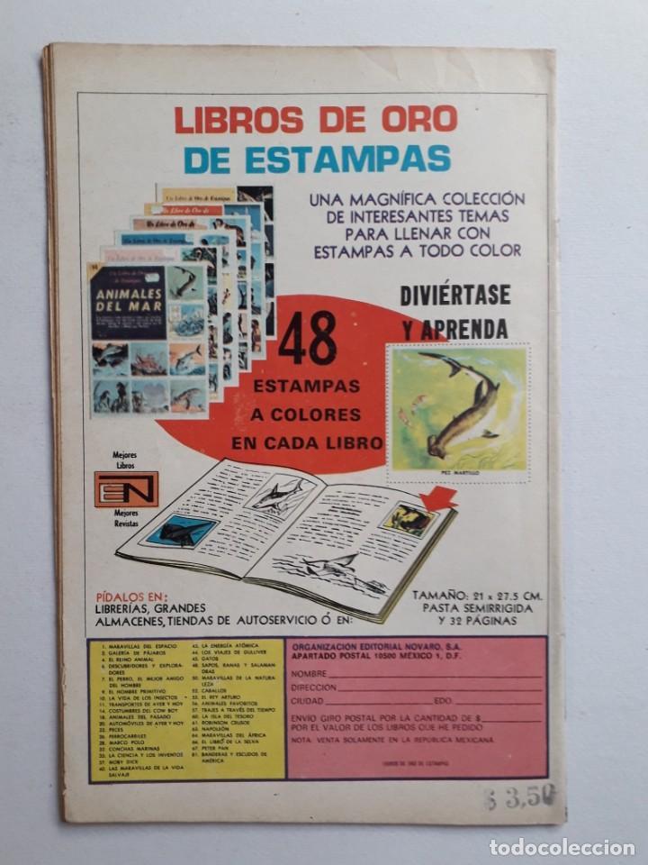 Tebeos: Fantomas nº 184 - original editorial Novaro - Foto 4 - 222345628