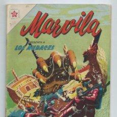 Tebeos: MARVILA (WONDER WOMAN) Nº 66 ED. NOVARO (MARZO 1961). BUEN ESTADO. Lote 222470700