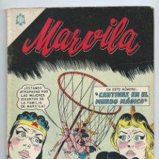 Tebeos: MARVILA (WONDER WOMAN) Nº 113 ED. NOVARO (FEBRERO 1965).. Lote 222471260