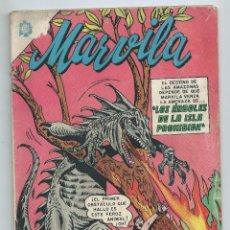 Tebeos: MARVILA (WONDER WOMAN) Nº 115 ED. NOVARO (ABRIL 1965).. Lote 222471443