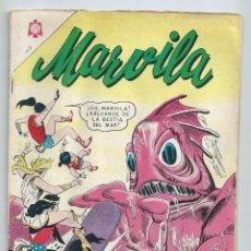 Tebeos: MARVILA (WONDER WOMAN) Nº 119 ED. NOVARO (AGOSTO 1965).. Lote 222471782