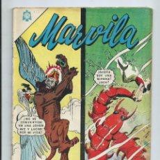 Tebeos: MARVILA (WONDER WOMAN) Nº 123 ED. NOVARO (DICIEMBRE 1965).. Lote 222471935
