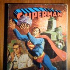 Tebeos: SUPERMAN - LIBROCOMIC - TOMO L - EDITORIAL NOVARO -. Lote 222829305