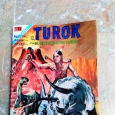 Tebeos: TUROK Nº 113 SERIE ÁGUILA NOVARO NOVARO. Lote 222941793