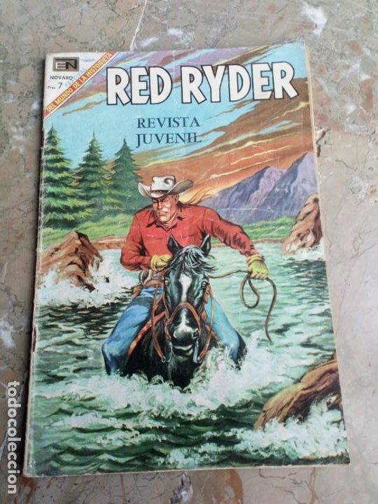 RED RYDER Nº 200 NOVARO (Tebeos y Comics - Novaro - Red Ryder)