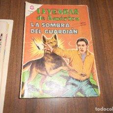 Tebeos: LEYENDAS DE AMERICA Nº 107. LA SOMBRA DEL GUARDIAN. Lote 222958410