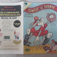 BDs: EL CONEJO DE LA SUERTE NOVARO BUGS BUNNY Nº 374. Lote 222976451