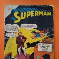 Tebeos: SUPERMAN - EL SUPERNIÑO AMIGO DE JAIME OLSEN - AÑO VII - Nº127 - 1958 ...L2479. Lote 223208077